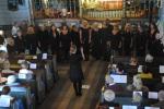 Oslo Damekor. Norges eldste damekor, stod for vakker sang